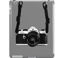Classic Vintage 35mm Film SLR Camera Pentax MX  iPad Case/Skin