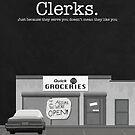 Clerks by FinlayMcNevin