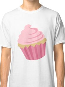 Just a Cupcake Sticker Classic T-Shirt
