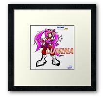 Freedom Fighters 2K3 Lumina Framed Print