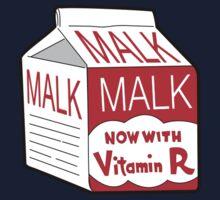 But I Always Drink Plenty of... Malk? One Piece - Long Sleeve