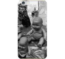 Dolls on the Street  iPhone Case/Skin