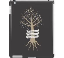 Trees Full of Starlight iPad Case/Skin