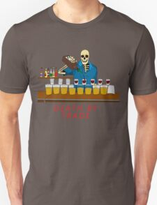 death by trade bartender T-Shirt