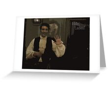 What We Do In The Shadows- Hello Ladies Greeting Card
