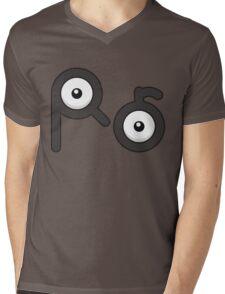 Alph Apparel - Rr Parody Mens V-Neck T-Shirt