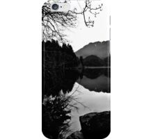 Lake Crescent, Washington State iPhone Case/Skin