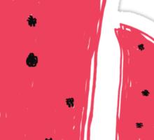 Juicy Melon Sticker