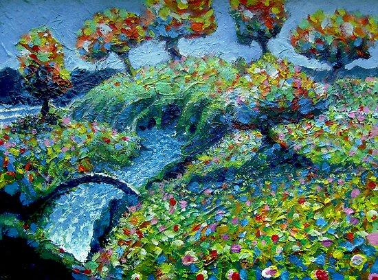 an orchard sweet  by Matthew Scotland