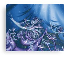 An Eternity of Winter Canvas Print