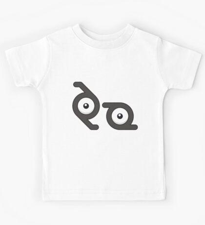 Alph Apparel - Zz Parody Kids Tee