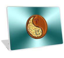 Aries & Snake Yin Wood Laptop Skin