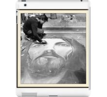 Pavement Artist iPad Case/Skin