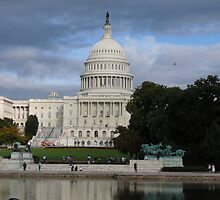 US Capital Building by VaLover