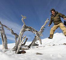 Mountain Man by Dan Jesperson