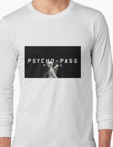 Psycho-Pass Long Sleeve T-Shirt