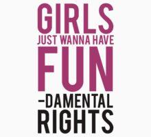 Girls Fundamental Rights by mralan