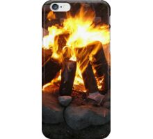 Fire Lighting iPhone Case/Skin