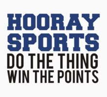 Hooray Sports Win Points by mralan