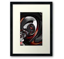Synapse Framed Print