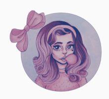 bubblegum by cheekystickers