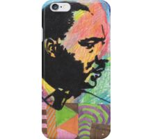 MARTIN LUTHER KING iPhone Case/Skin