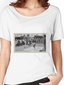 Break Dance  -  Bogota - Colombia Women's Relaxed Fit T-Shirt