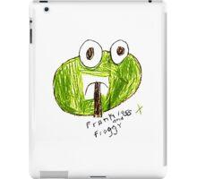 Froggy iPad Case/Skin
