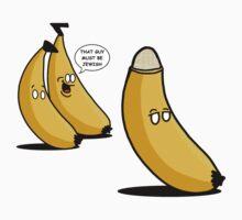 Jewish Banana by Oran