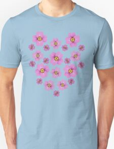 Sakura Cherry Blossoms Unisex T-Shirt