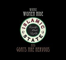 ISIS:  Where Women Hide & Goats Are Nervous by will-barger