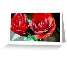 True love... :) Greeting Card