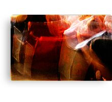 The Lights of Broadway Canvas Print