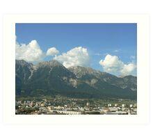 Innsbruck, Austria Art Print