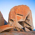 A Remarkable Rock in portrait by Elana Bailey