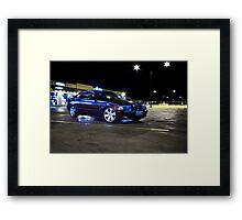 1995 328i Framed Print