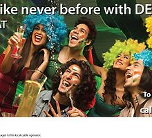 Enjoy Cricket World Cup with DEN HD by DEN Networks