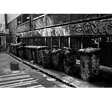 Teenage Wasteland Photographic Print