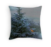 Winter Wonderland. Throw Pillow