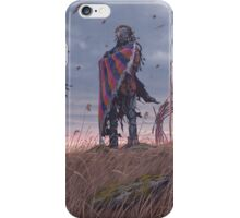 Vagabonds - The Lord With The Ice Cream Umbrella  iPhone Case/Skin