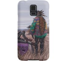 Vagabonds - The Magpie Charmer And Bub Samsung Galaxy Case/Skin