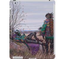 Vagabonds - The Magpie Charmer And Bub iPad Case/Skin