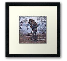 Vagabonds - The Dreamcatcher Framed Print