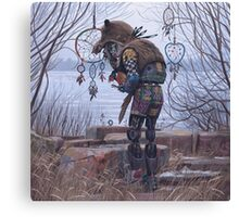 Vagabonds - The Dreamcatcher Canvas Print