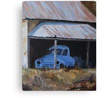 Pops Ute Canvas Print