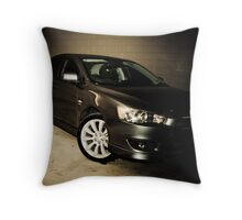 Lancer Throw Pillow