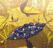 Tanzanite Bracelet by SymetreeIND