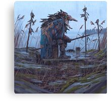 Vagabonds - The Pike Lord Canvas Print