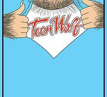 Teen Wolf  by FinlayMcNevin