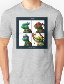Turtlez - Mutant Days Unisex T-Shirt